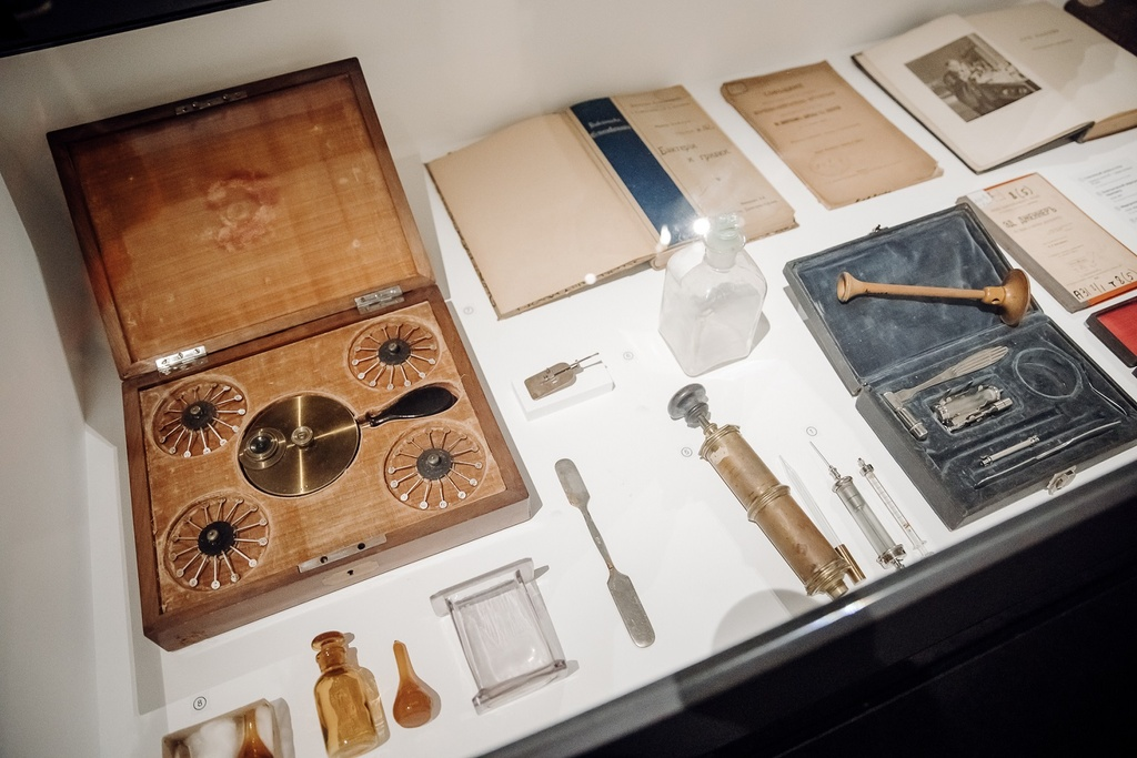 Политехнический музей открыл новую выставку