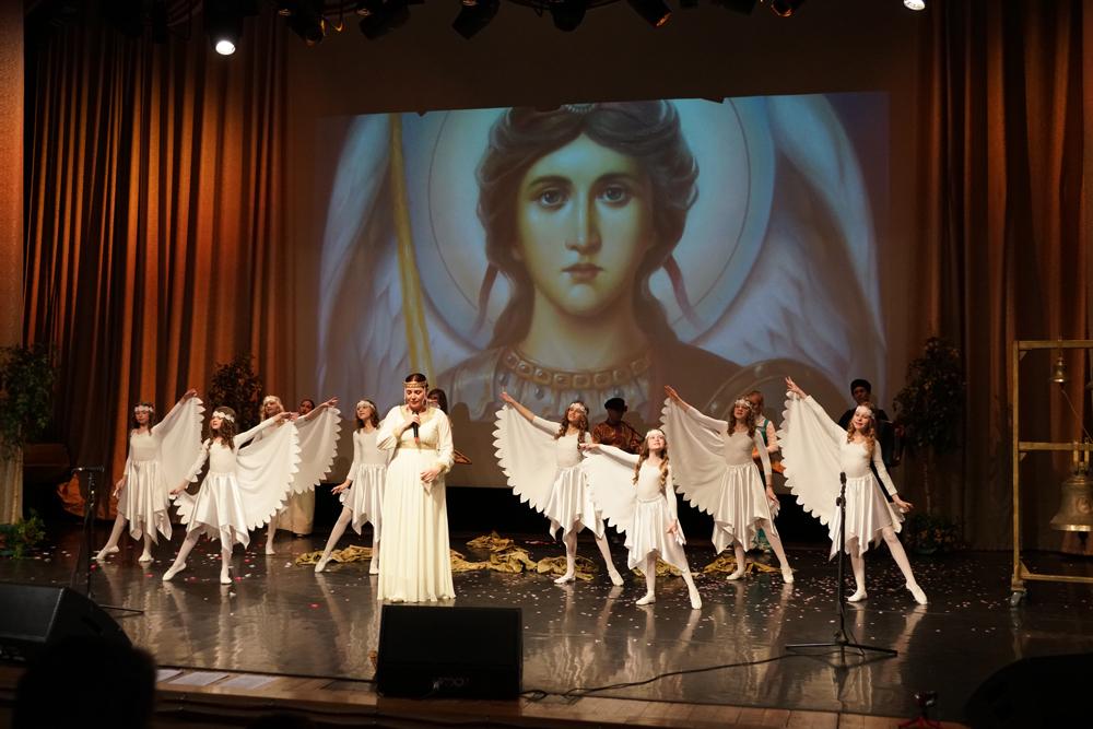 Пасхальный концерт Анны Сизовой «Русь православная»
