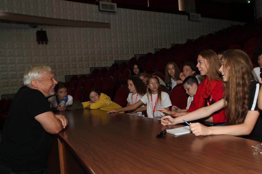 Трансляция церемоний открытия и закрытия Всероссийского фестиваля визуальных искусств