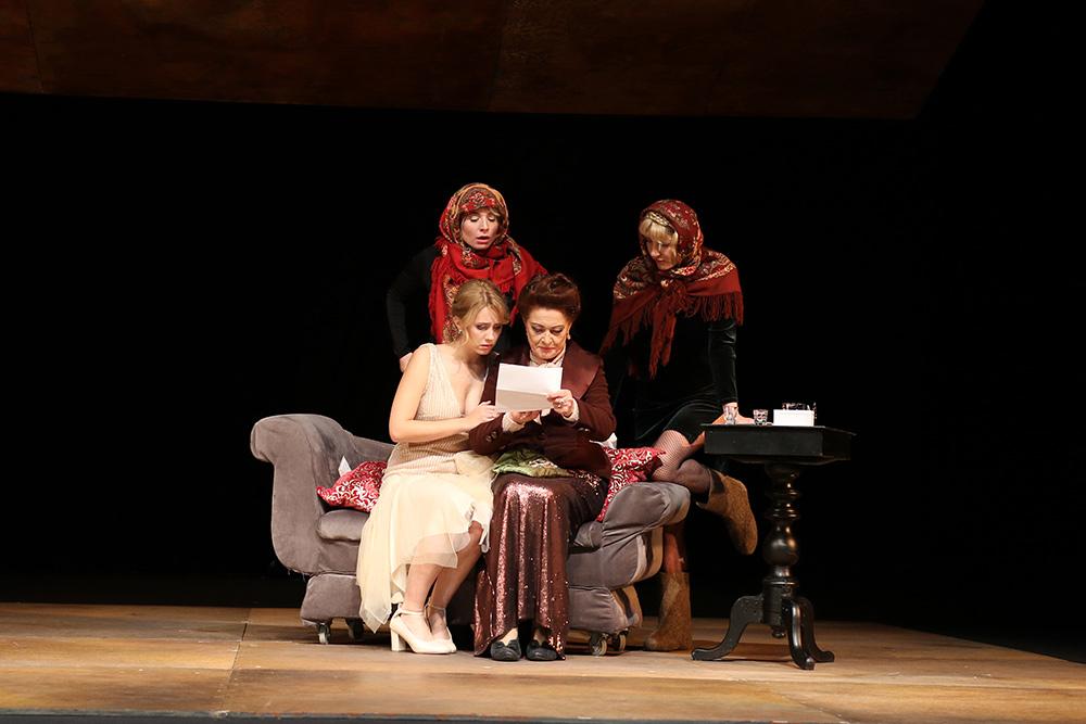 Премия «На Благо Мира» поддержала «Премию Армена Джигарханяна»