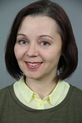 Наталья Верёвкина