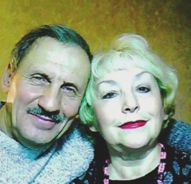 Алексей и Елена Бочаровы