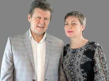 Сергей и Ирина Чирковы