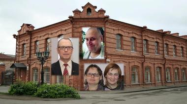 А. Чернов, И. Гайер, О. Карагодина, Н. Стацевич