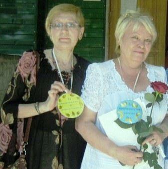 Елена Шедогубова, Галина Наумова